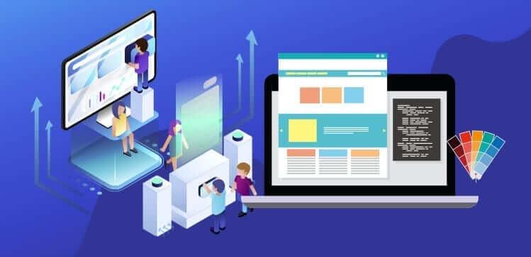 2019年網頁設計趨勢