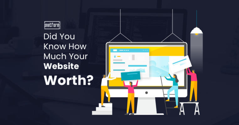 Did you know how much your website worth