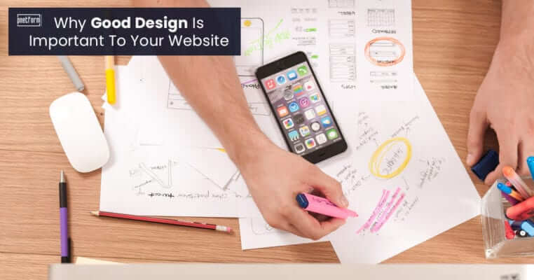 Why Good Design Is Important To Your Website