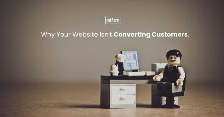 Why Your Website Isnt Converting Customers.